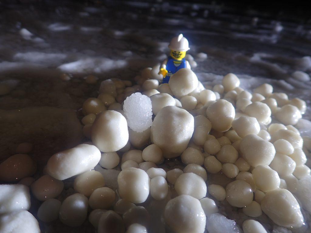 perles des cavernes